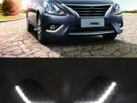 do-led-gam-drl-cho-xe-nissan-sunny-2