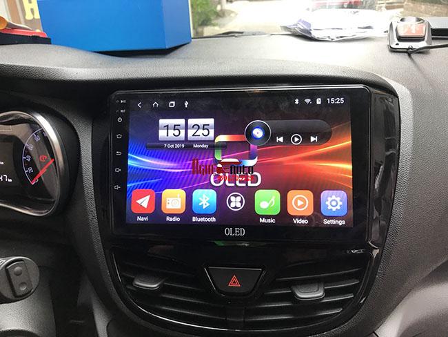 Màn hình DVD cao cấp cho xe VinFast Fadil   Nghệ Auto